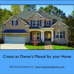 Building Books Home Owner
