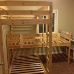 Building Triple Bunk Bed Team