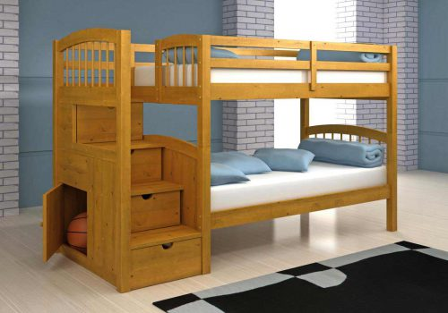 Bunk Bed Stairs Plans Diy