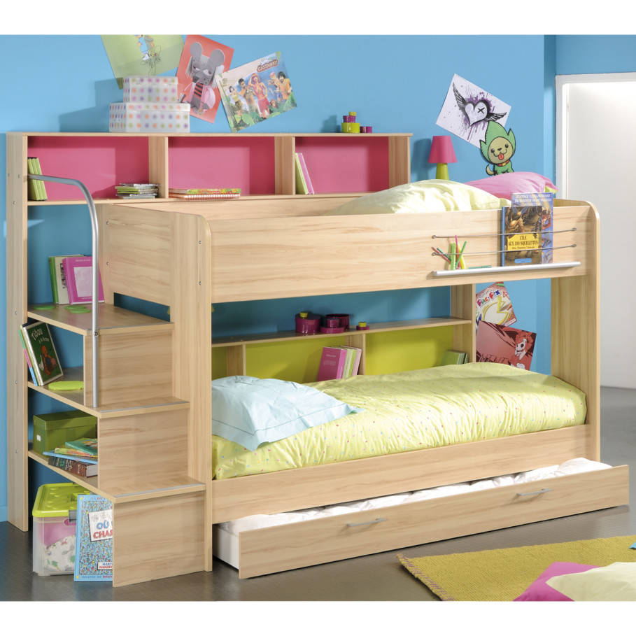 Bunk Rooms Diy Beds Boys Room Kids Bed Ideas Tiny House Pics Photos Cool