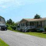 Burnham Maine Doublewide Mobile Home Real Estate Sale