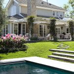 California Country Home Outdoor Living Spaces