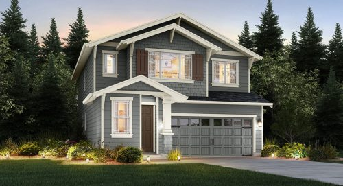 Campus Reserve New Home Community Lacey Seattle Washington Lennar
