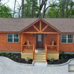 Cape Cod Tiny Log Cabins House Plans Architectural Designs Houses