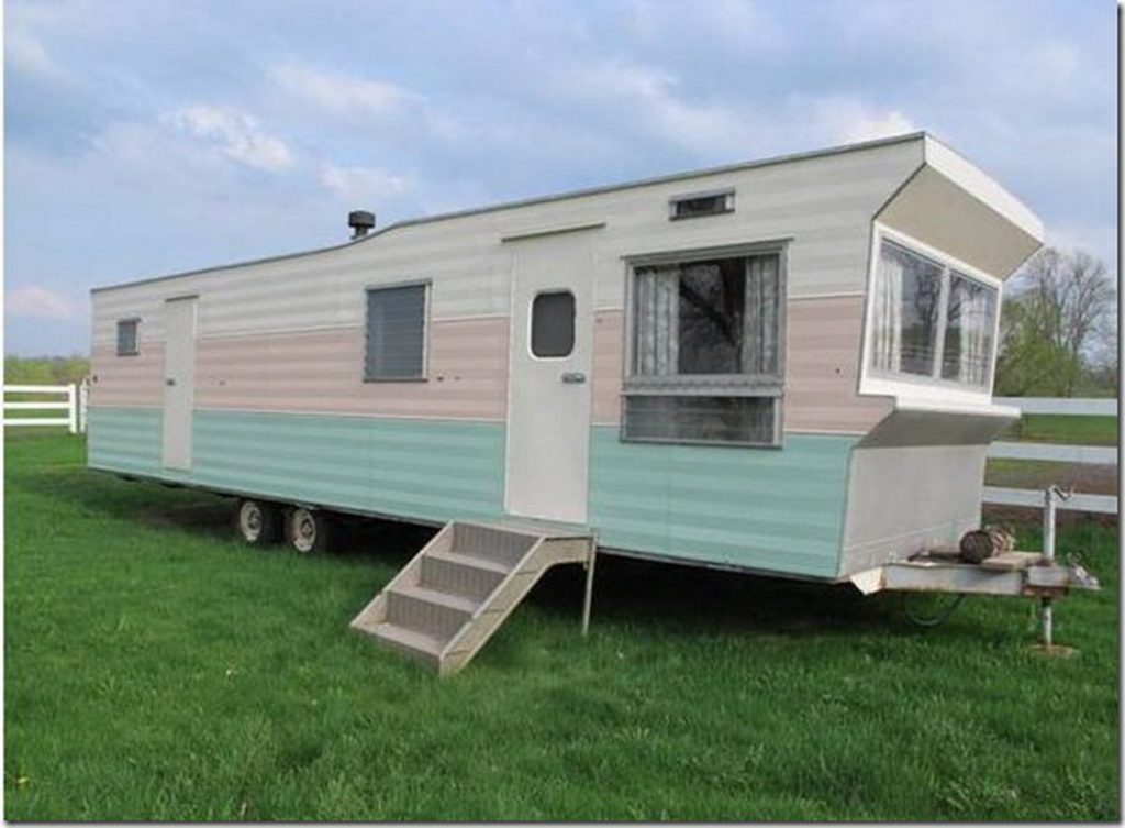 Capsule Rollohome Mobile Home Trailer Sale Pattern Required