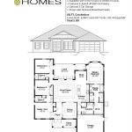 Charleston Floor Plan Chandler Pointe Rural