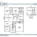 Charleston Floor Plan Home
