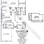Charleston House Plan Active Adult