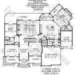 Chateau Lafayette House Plan Estate