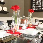 Christmas Banquet Table Decorations Best Centerpieces Home Design Decor