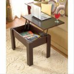 Coffee Tables Small Spaces Catchy Ideas