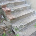 Concrete Stairs Home Depot Modern Style Design