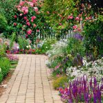 Considering Cottage Garden Ideas Your Large