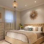 Contemporary Master Bedroom Hardwood Floors Hirshson Design Group Zillow