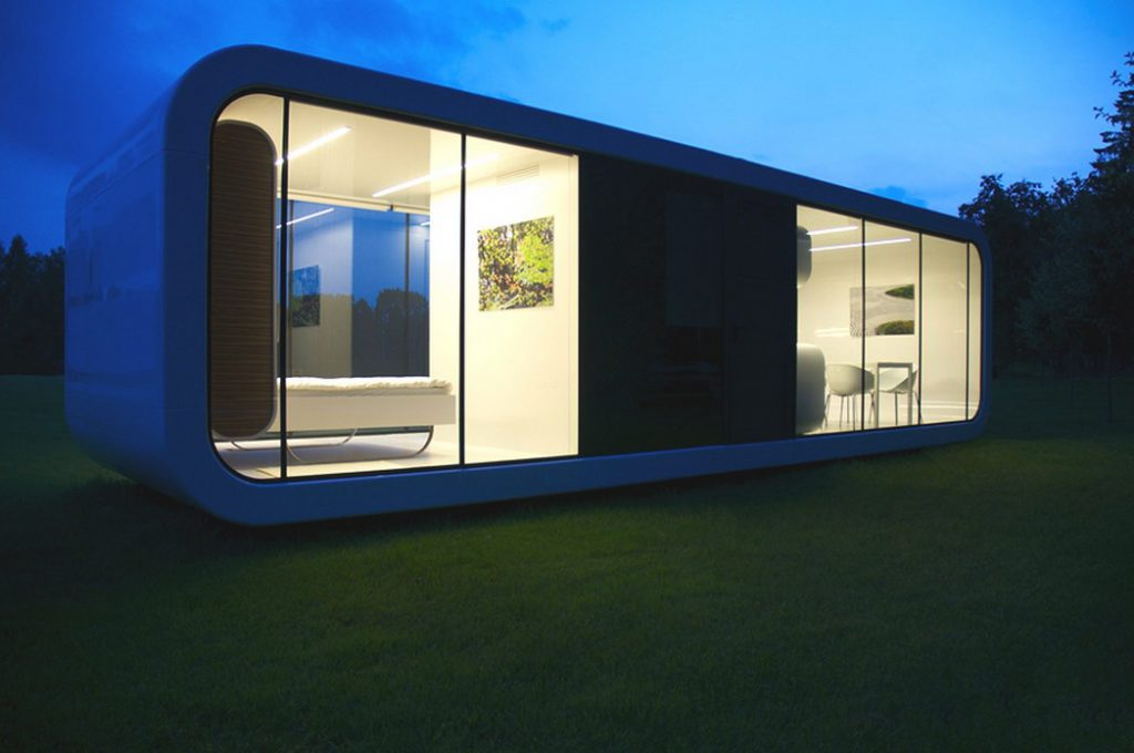 Contemporary Mobile Home Design Homes