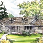 Country House Plans Briarton Associated