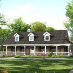 Country House Plans Porches Room Design