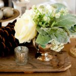 Country Kitchen Table Centerpieces