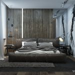Dark Calming Bachelor Bad Natural Wood