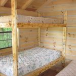 Diy Bunk Bed Plans Beds Stairs Large Space Twin Over Queen