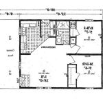Double Wide Mobile Home Floor Plans Estate Buildings Information
