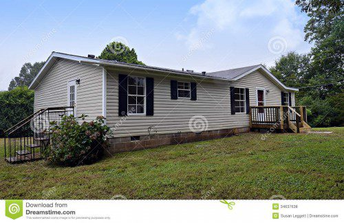 Doublewide Mobile Homes Photos
