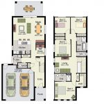 Duplex Small House Design Floor Plans