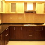 Durable Modular Kitchen Cabinets Convenience Cooking Style