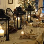Easy Holiday Table Setting Ideas Spa