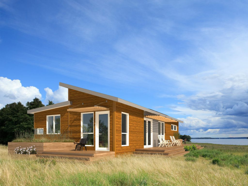 Eco Friendly Prefab Homes Unfold Possibilities