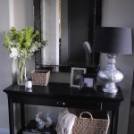 Entryway Table Decor Andee