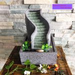 Feng Shui Water Fountain Stair Style