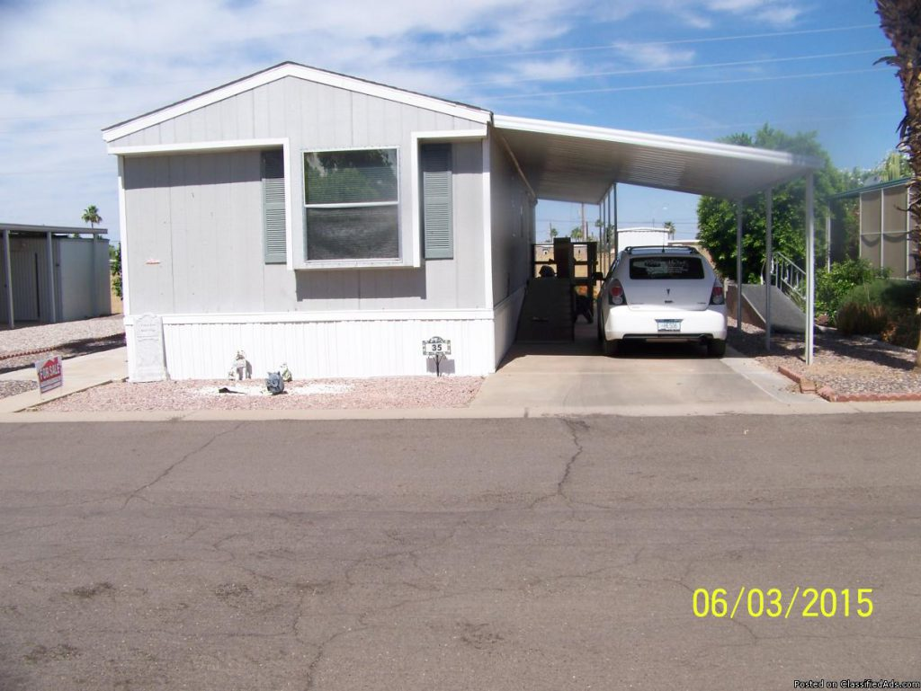 Fleetwood Mobile Home Best Price