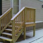 Fresh Manufactured Home Stairs Kelsey Bass
