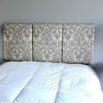 Furniture Cool Yourself Headboard Simple Steps