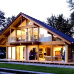 German Style House Plans Open