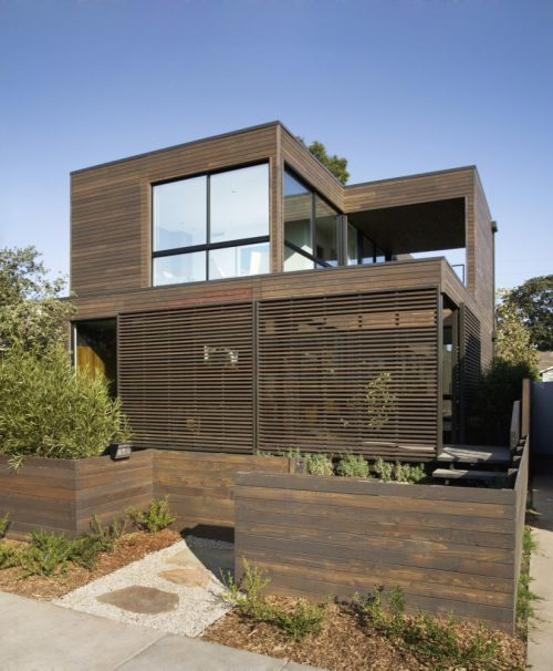 Good Modern Modular Homes Green California