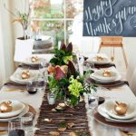 Gorgeous Dining Table Fall Decor Ideas Every Special Day Your
