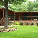 Gorgeous Rustic Cabin Manufactured Home