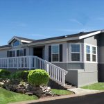Great Manufactured Home Porch