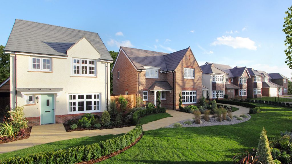 High Quality Redrow Homes Bee Home Plan Decoration