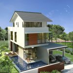 Home Design Decoration Modern Bungalow House Malaysia