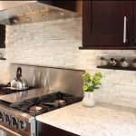 Home Design Fascinating Kitchen Back Splash