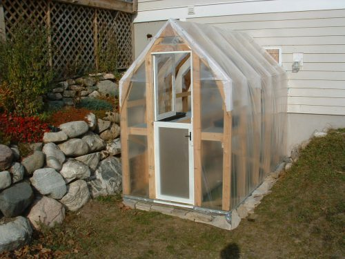 Homemade Greenhouse Thinman