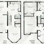 House Floor Plans Bedroom Story Clearfield