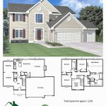 House Plan Awesome Plans Three Master Suites
