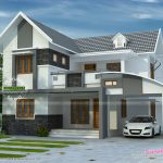 House Plan Colorville Architects Kerala Home Design Floor