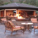 House Plans Outdoor Living Space Home Design Idea Room