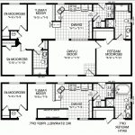 House Plans Two Master