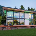 Huf Haus Modum New Prefab House Concept Intelligent Timber Modular